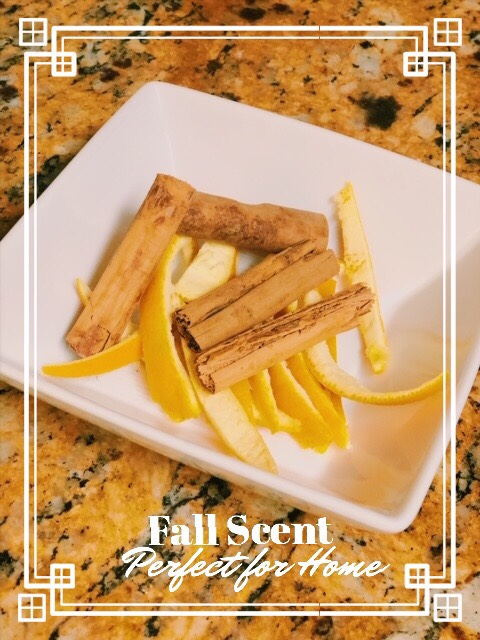 Fall Scent for Home