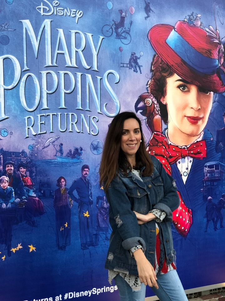 Mary Poppins Return