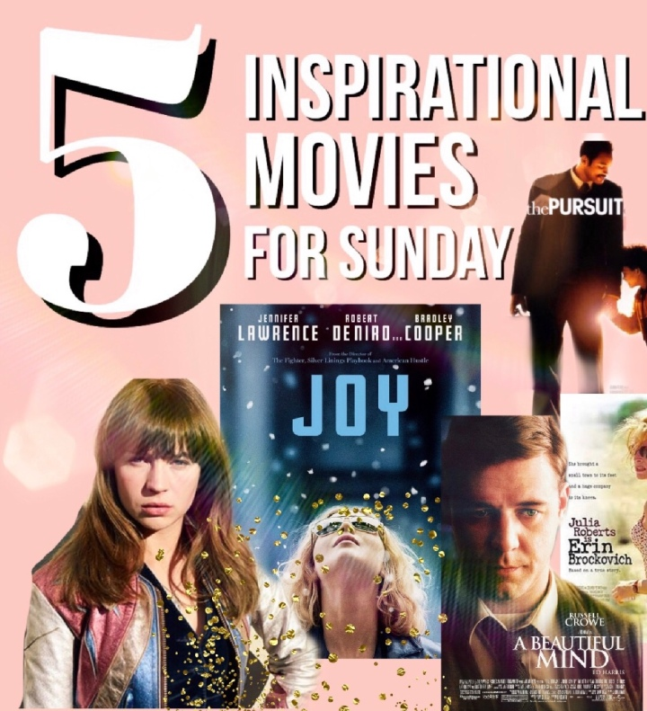 5 inspirational Movies