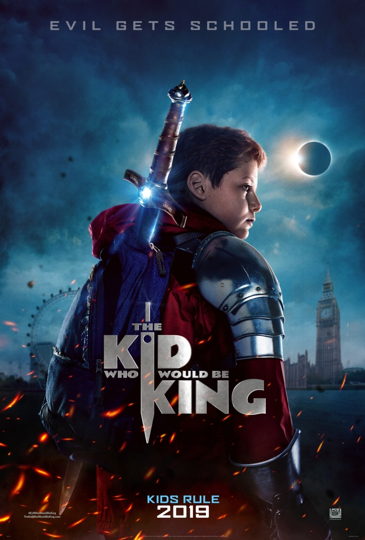 The Kid Who Would Be King PreScreening