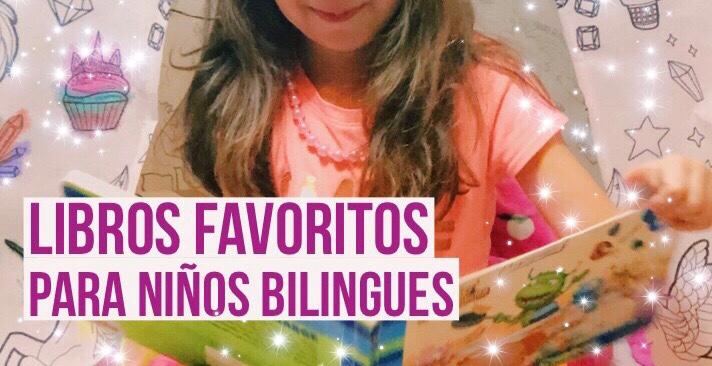 Libros Favoritos para niñosBilingües