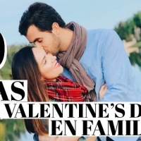 10 Ideas para Valentines Day en Familia