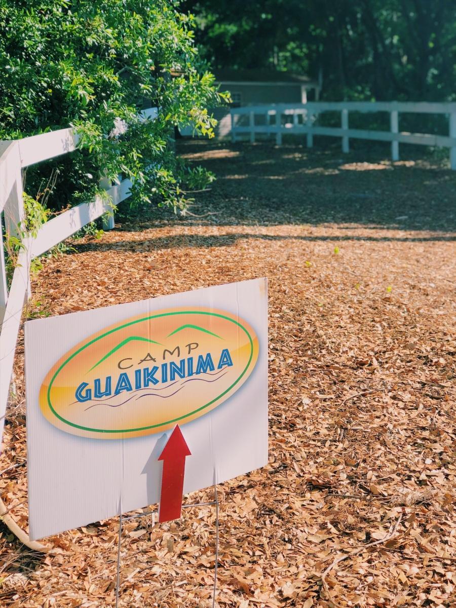 Campamento Guaikinima en Orlando