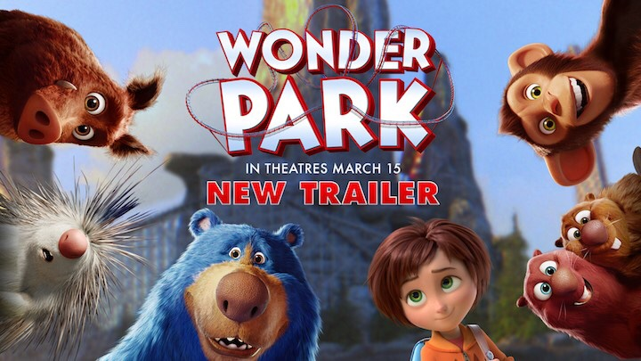 Wonder Park movie