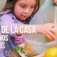 10 Tareas de la casa para niños de 4-5 años