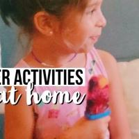 10 Summer Activities en la Casa