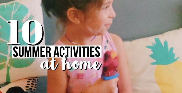 10 Summer Activities en laCasa