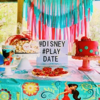 Disney Play Date #nowmorethanever