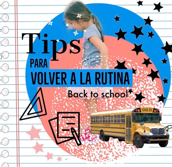 Tips Vuelta aClases