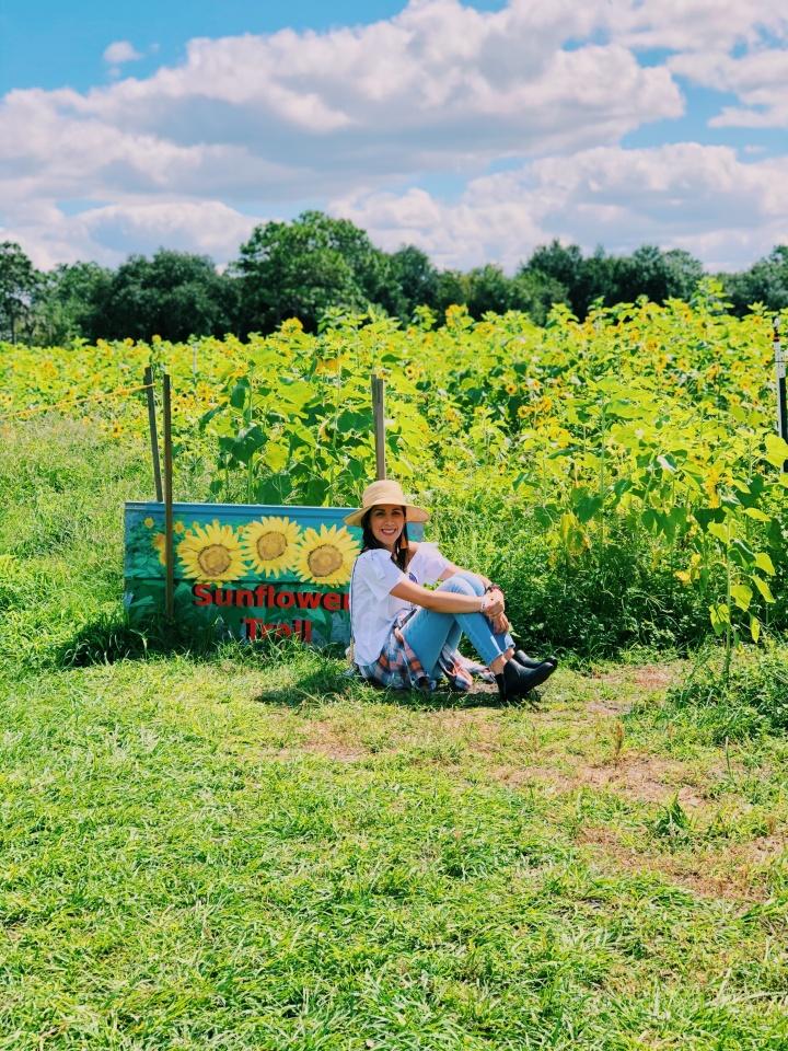 Visitando Mick Farms en St. CloudFlorida