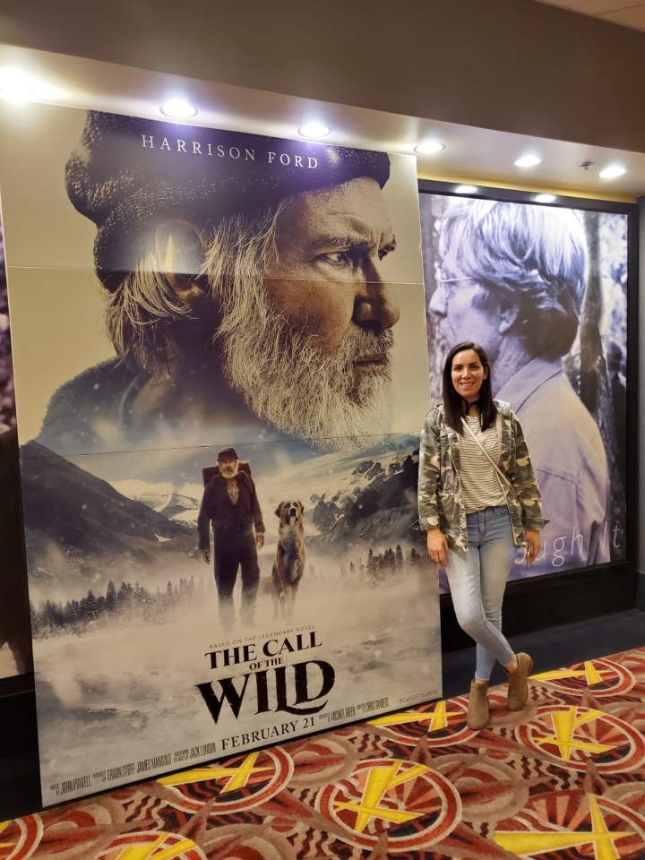 The Call of the Wild Pre Screening