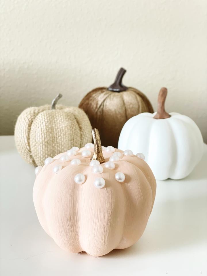 Pumpkin Pearl DIY